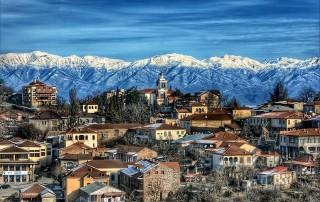 Signagi, Kakheti