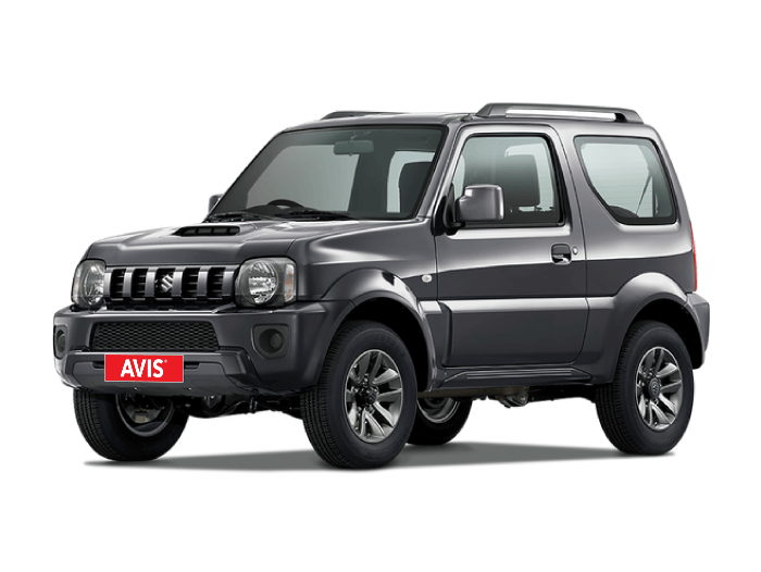 Suzuki Jimny, to travel to Kakheti