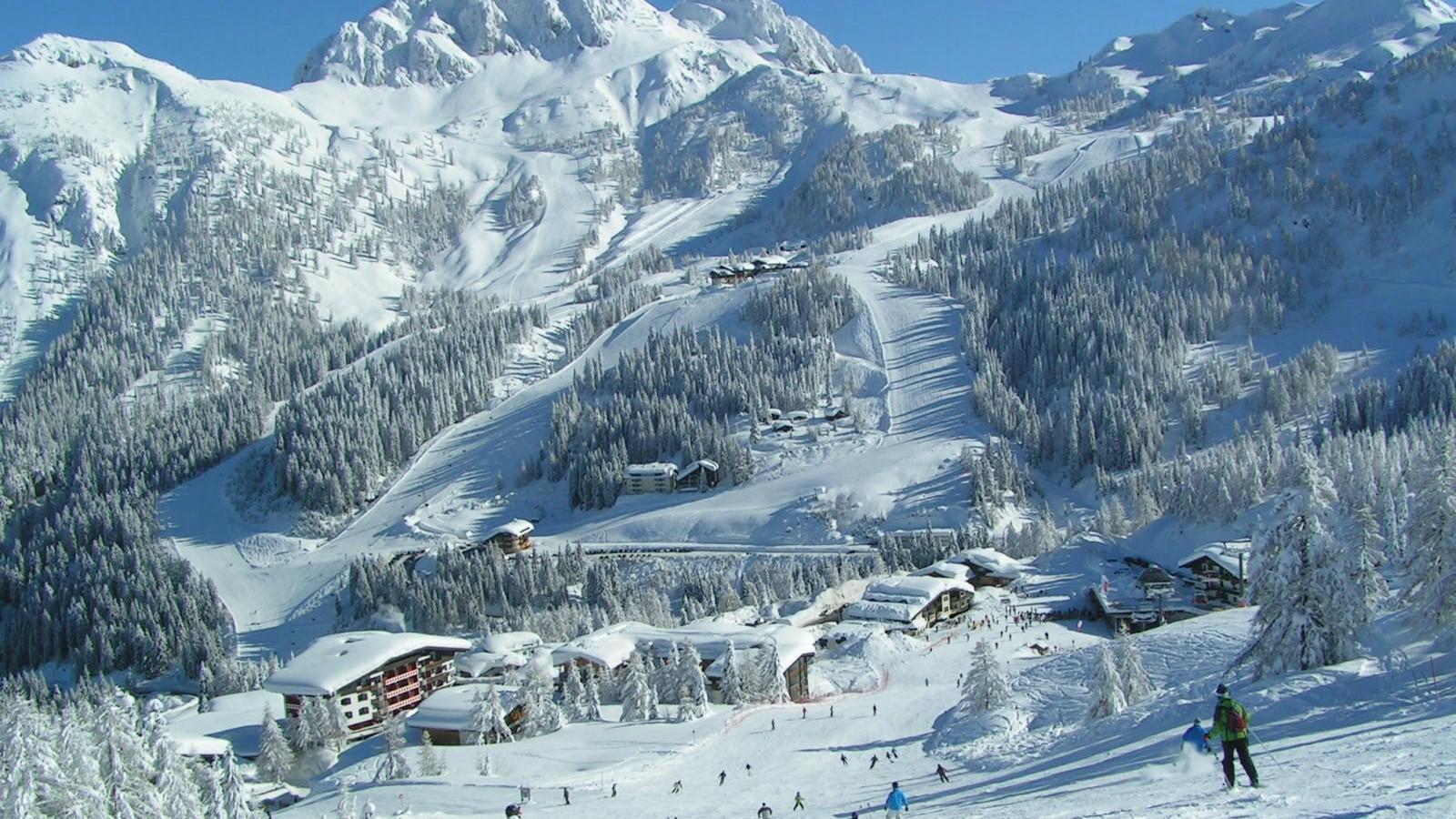 Bakuriani, Ski Resort in Georgia