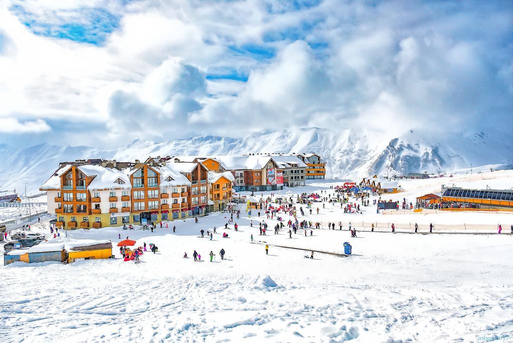 Gudauri, Ski Resort in Georgia