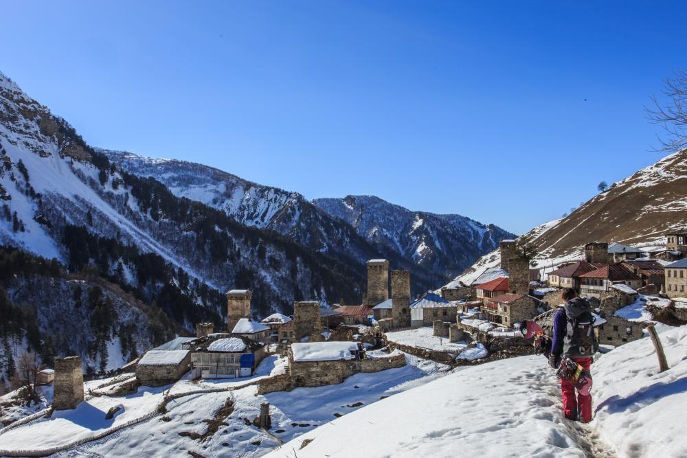 Tetnuldi, Ski Resort in Georgia