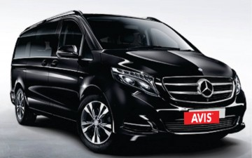 Mercedes Mercedes V Class (Chauffeur drive Only)