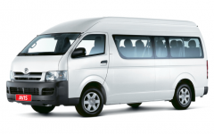 Toyota Hiace (Chauffeur Drive only)